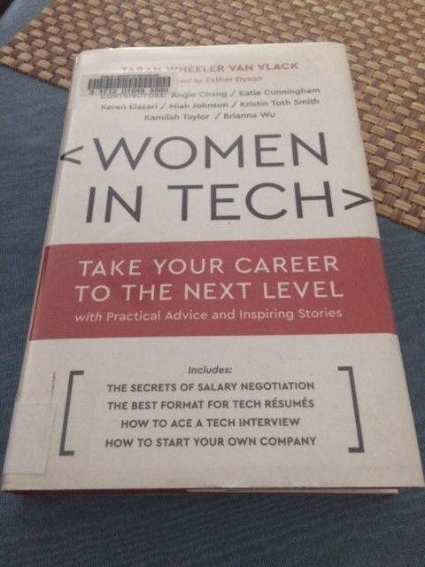 Women in Tech: Take Your Career to the Next Level – lilydbarrett com